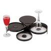 Paderno World Cuisine Glass Rimmer Set (Set of 2)