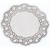 "Paderno World Cuisine 4"" Paper Doily (Pack of 250) (Set of 4)"