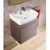 "Bissonnet Universal 20"" Emma Wall Mount Bathroom Vanity Base"