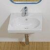Bissonnet Traffic Minnie Ceramic Bathroom Sink