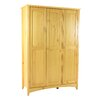 Heartlands Furniture Chelsea 3 Door Wardrobe
