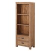 Heartlands Furniture Emily 165cm Standard Bookcase