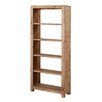 Heartlands Furniture Sahara Tall Wide 180cm Standard Bookcase