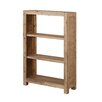 Heartlands Furniture Sahara Wide 120cm Standard Bookcase