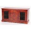 Heartlands Furniture Jaipur 2 Door 3 Drawer Sideboard