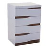 Heartlands Furniture Warwick 4 Drawer Chest