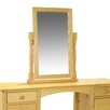 Heartlands Furniture Chelsea Rectangular Dressing Table Mirror