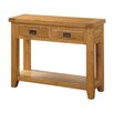 Heartlands Furniture Acorn Console Table