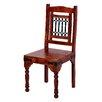 Heartlands Furniture 2-tlg. Esszimmerstuhl Jaipur aus Massivholz