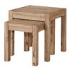 Heartlands Furniture Sahara 2 Piece Nest of Tables