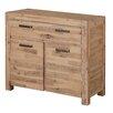 Heartlands Furniture Sahara 2 Door 1 Drawer Sideboard