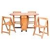 Heartlands Furniture 5-tlg. Essgruppe Butterfly