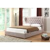 Heartlands Furniture Willowbank Upholstered Bed