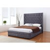 Heartlands Furniture Genesis Upholstered Bed