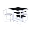Heartlands Furniture Grange Dining Table and 4 Chairs