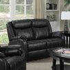 Heartlands Furniture Leeds 2 Seater Reclining Loveseat