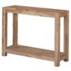Heartlands Furniture Sahara Console Table