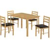 Heartlands Furniture Nice Dining Table and 4 Chairs