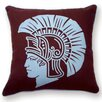 Naked Decor Spartan Cotton Throw Pillow
