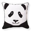 Naked Decor Giant Panda Cotton Throw Pillow