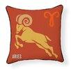 Naked Decor Aries Indoor/Outdoor Throw Pillow