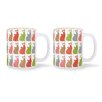 Naked Decor Cat Mugs (Set of 2)