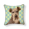 Naked Decor Pooch Décor Welsh Throw Pillow