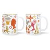 Naked Decor London to Paris Mugs (Set of 2)