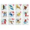 Naked Decor Zodiac Coaster (Set of 12)