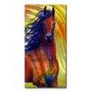 All My Walls Stallion Horse by Svetlana Novikova Original Painting