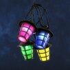 Konstsmide Lampion-Lichterkette 40-flammig