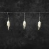 Konstsmide LED-Eiszapfen Lichtervorhang