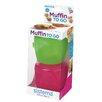 Sistema USA 2-Piece Muffin/Cupcake To-Go Storage Set (Set of 2)