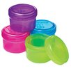 Sistema USA 4-Piece Food Storage Container Set (Set of 4)