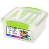 Sistema USA Klip It Lunch Plus To Go Container
