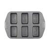 Circulon 6 Cup Mini Loaf Pan