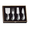 Frieling Piave 4 Piece Cheese Knife Set