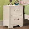 American Woodcrafters Smart Solutions 2 Drawer Nightstand