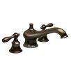 Pegasus 9200 Series Double Handle Deck Mount Roman Tub Faucet Trim