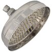 """Elizabethan Classics Volume Control Shower Head with 0.5"""" Female IPS Connection"""