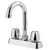 Pfister Pfirst Series Double Handle Deck Mounted Bar Faucet