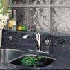 Pfister Parisa Single Handle Deck Mounted Kitchen Faucet