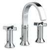 American Standard Berwick Widespread Bathroom Faucet with Double Cross Handles