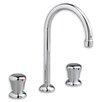 American Standard Metering Widespread Gooseneck Bathroom Faucet