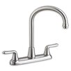 American Standard Colony Soft Two Handle Centerset kitchenFaucet