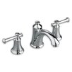 American Standard Portsmouth Widespread Bathroom Faucet with Double Lever Handles