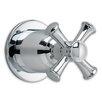 American Standard Portsmouth Diverter Shower Faucet Trim Kit with Metal Cross Handle