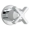 American Standard Berwick Diverter Shower Faucet Trim Kit with Cross Handle