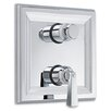 American Standard Town Square Two Handle Dual Shower Faucet Trim Kit