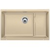 "Blanco Precis 27.5"" x 18.13"" Cascade Single Kitchen Sink"